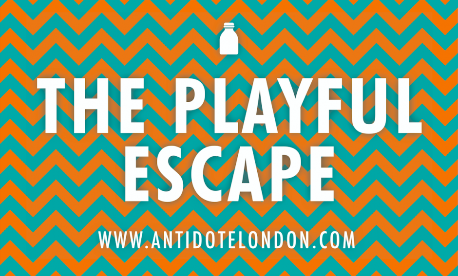 The Playful Escape