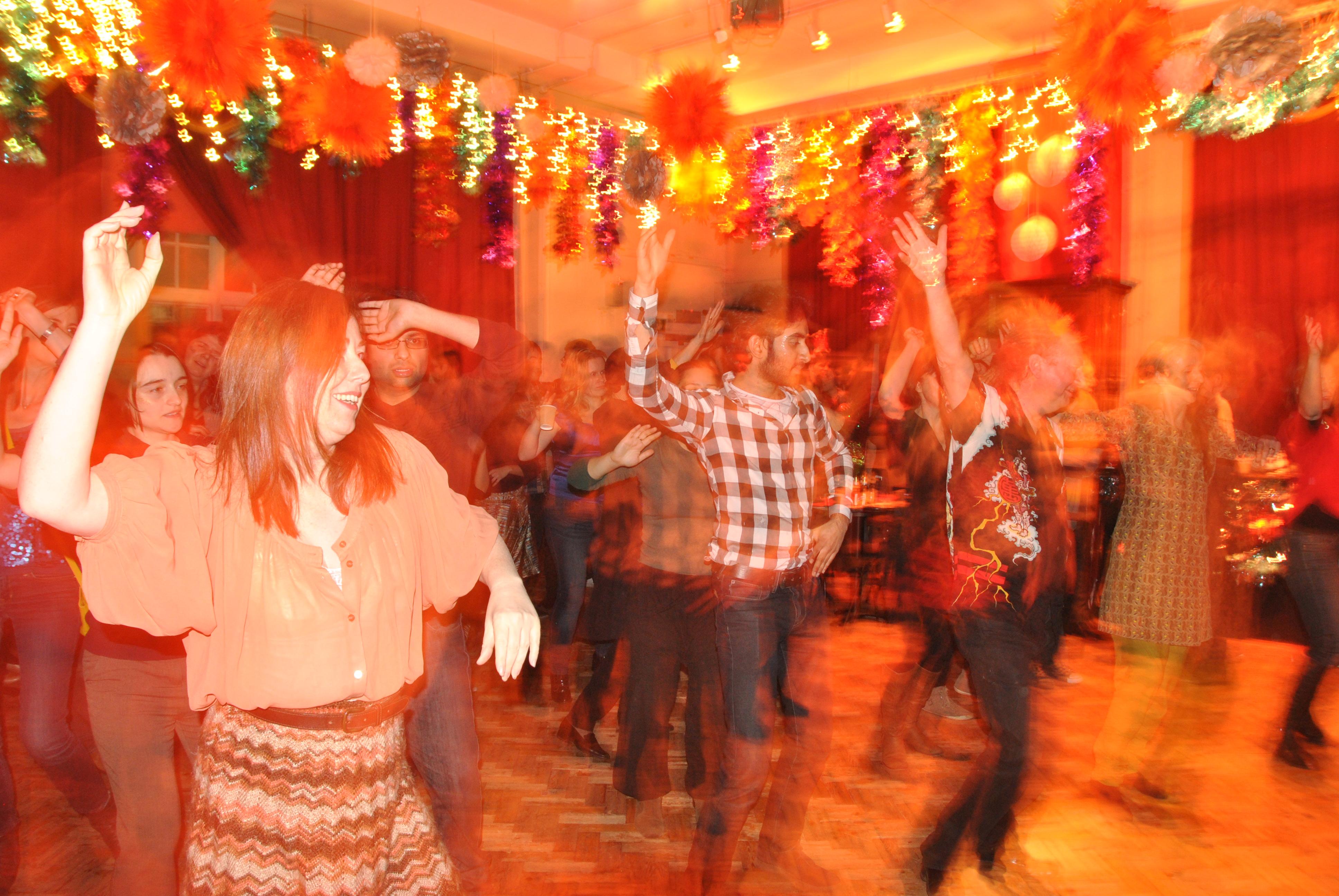 Antidote London Xmas Party