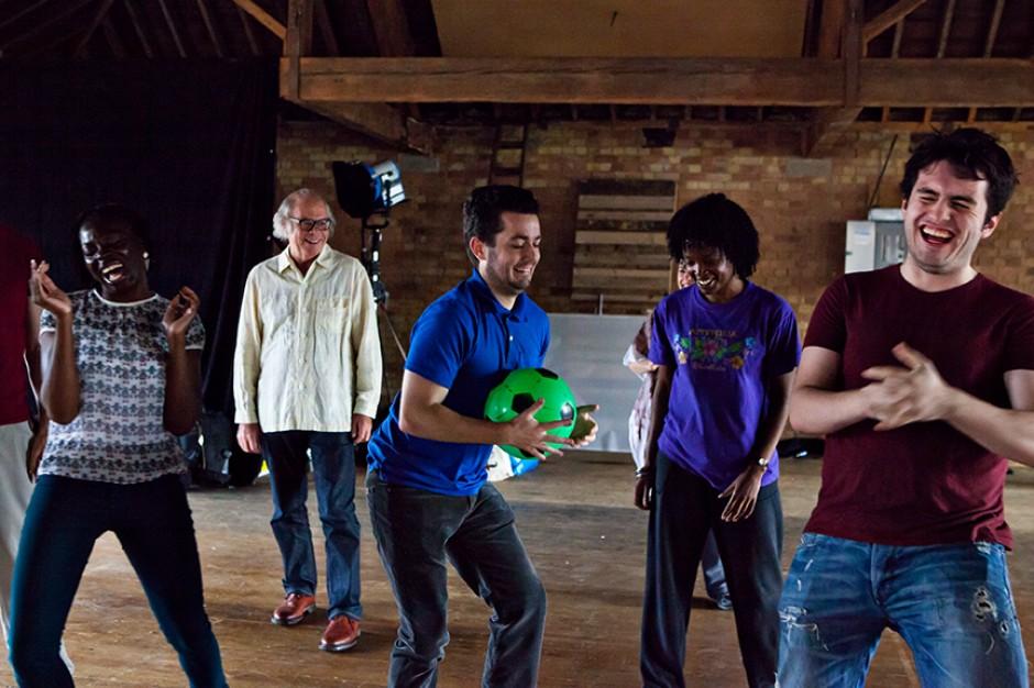 Foolin' Around! interactive Games Workshop