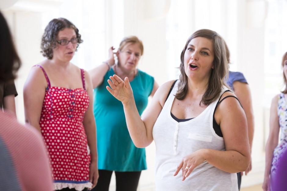 Harmony Singing Workshop