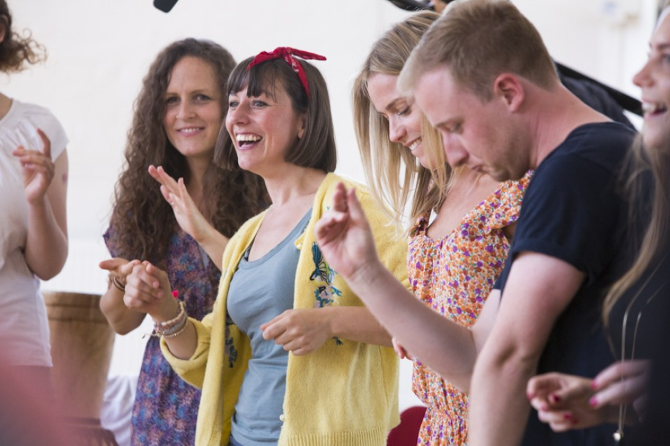 English Folk Singing Workshop
