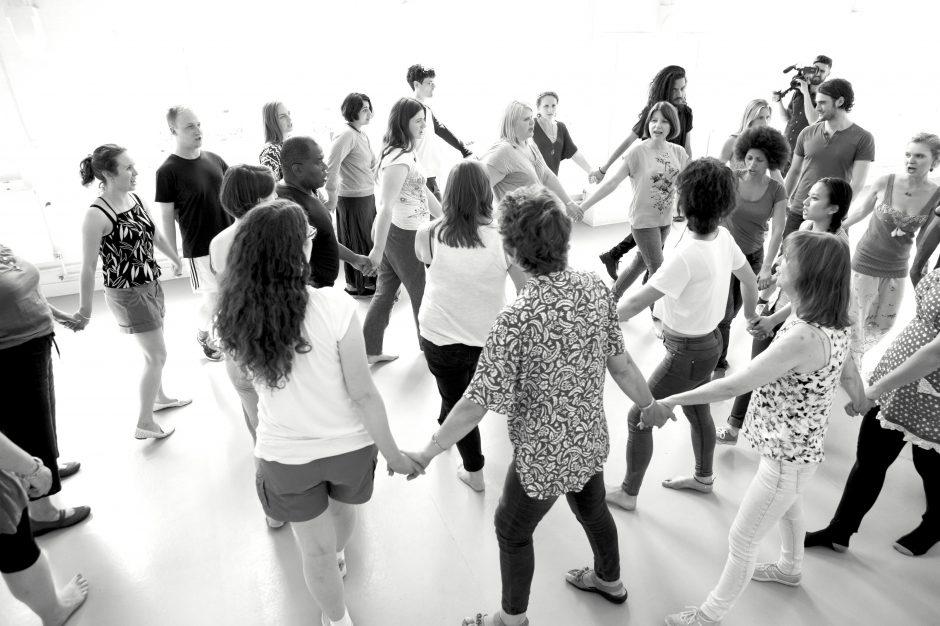 Balkan Folk Dancing Workshop