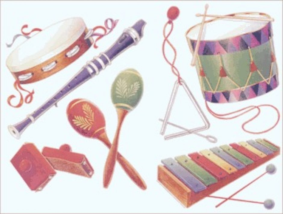Playful Percussion Workshop