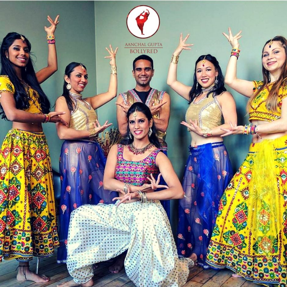 Bollywood Dancing With Aanchal Gupta