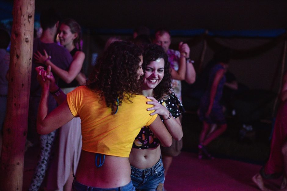 Brazilian Forró! Partner dancing workshop